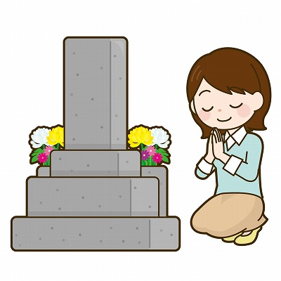 終活の考え方からお墓を考えます