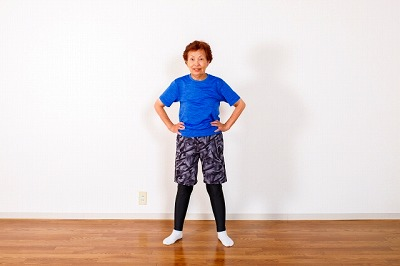 老後の健康「姿勢を良くする」